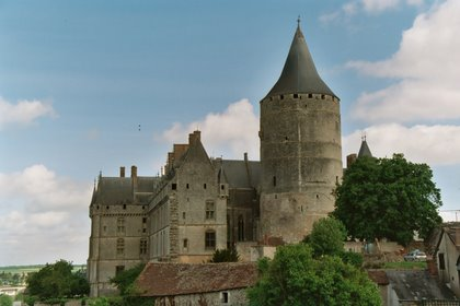 Chateaudun castle Loir valley bed and breakfast