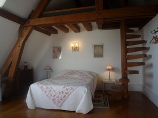 bed breakfast loire valley