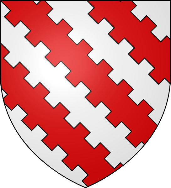 Talcy castle arms